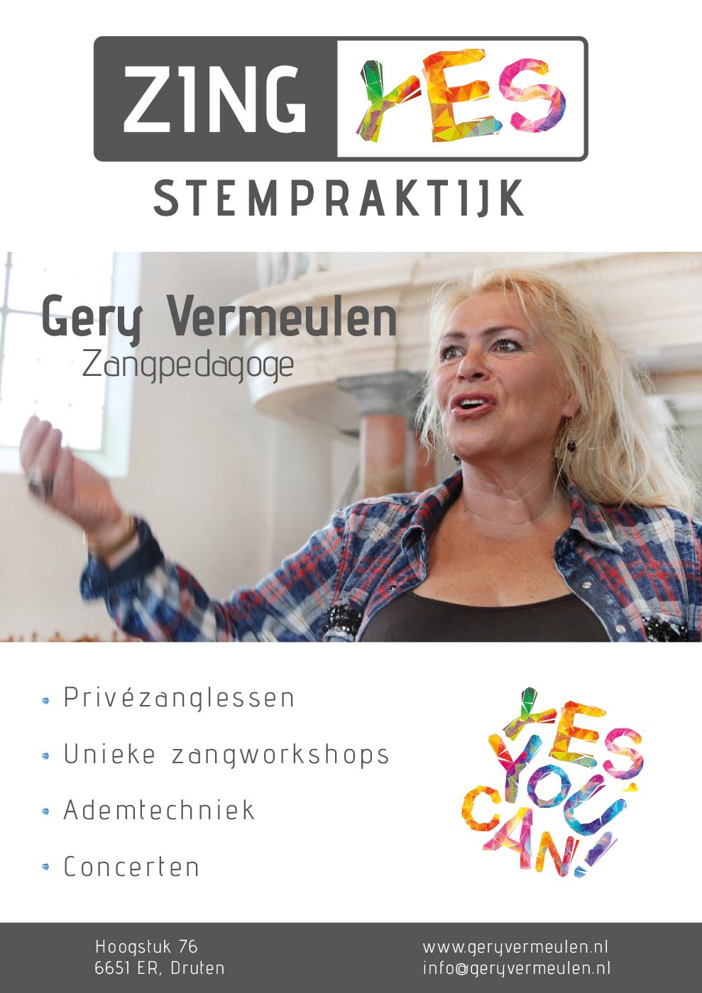 Flyer_GeryVermeulen